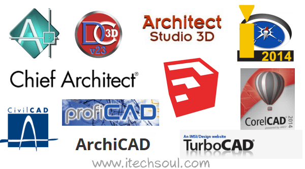 Best Cad Alternative Softwares