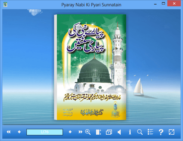 Pyaray Nabi Ki Pyari Sunnatain
