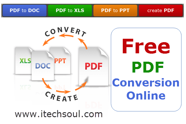Fre PDF conversion tool online