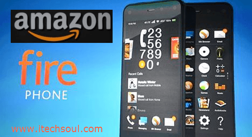 Amazon First 3D Smartphone