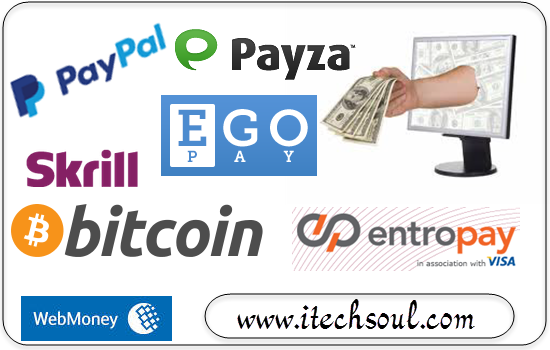 Top Seven Global Payments And Money Transfers Online Networks 2014