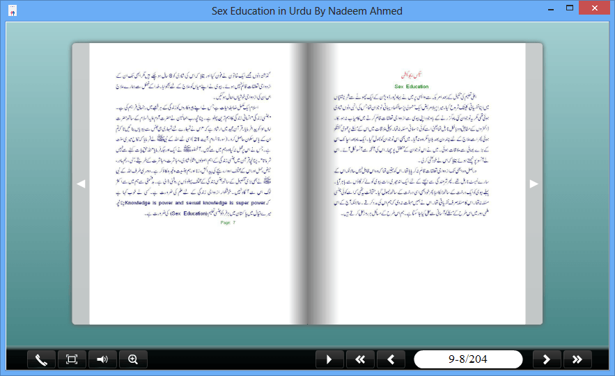 Sex Education In Urdu By Nadeem 4