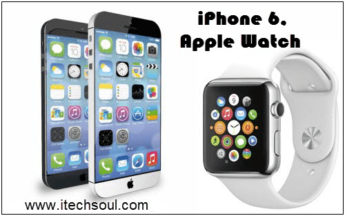 iphone 6 with apple watch