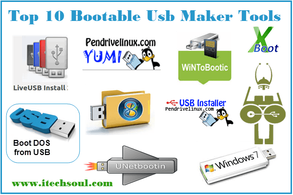 Bootable Usb Maker Tools 2015