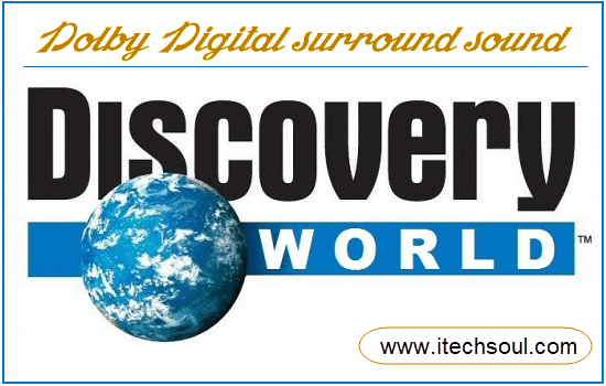 Discovery HD World Dolby Digital