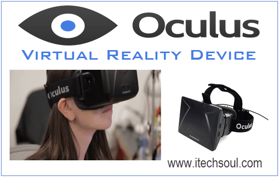 Oculus Virtual Reality Device