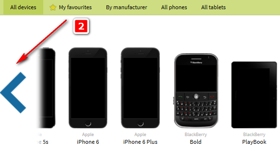 Test your mobile sites (3)