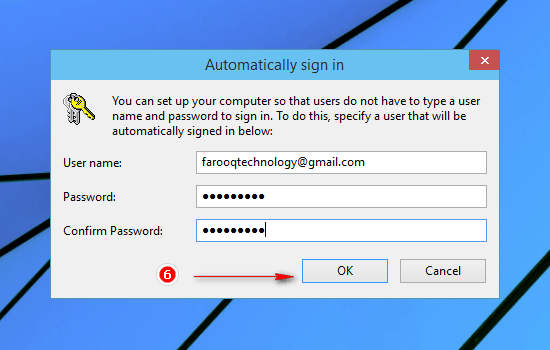 bypass login screen of the window 10 (3)