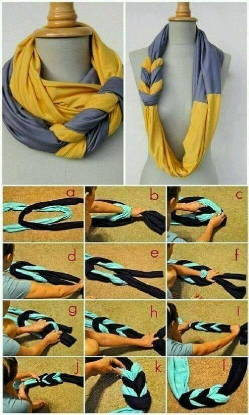 scarf style2