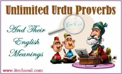 Unlimited-Urdu-Proverbs-