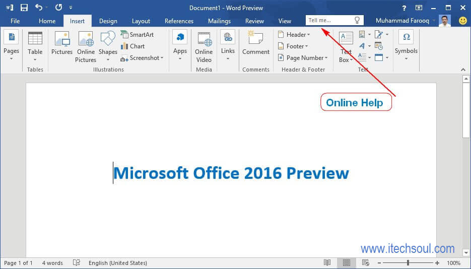 Microsoft Office 2016 Preview01