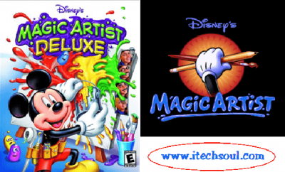 Disneys-Magic-Artist-
