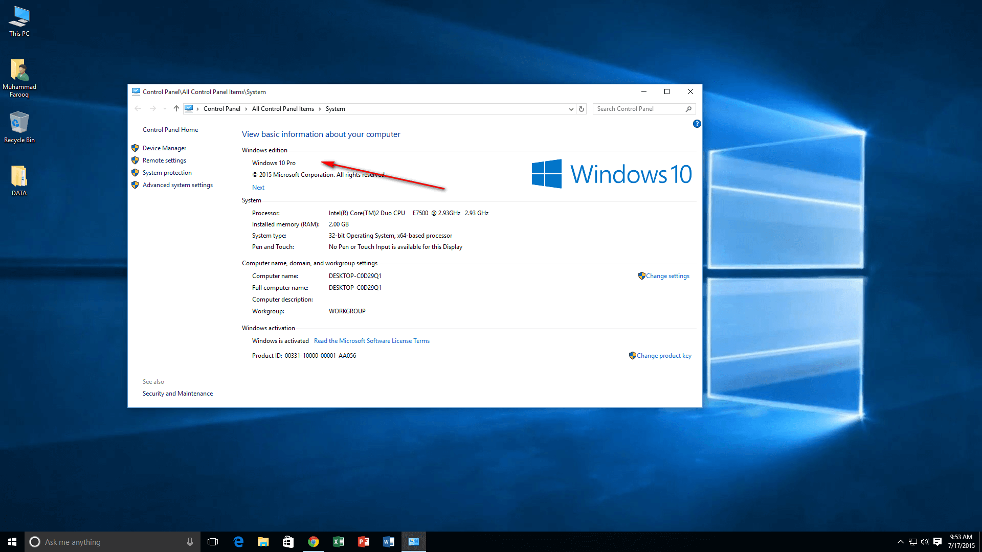 Windows 10 available 01