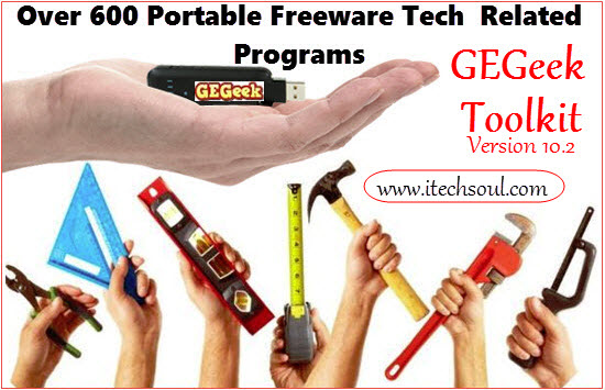 GEGeek Toolkit V 10.2