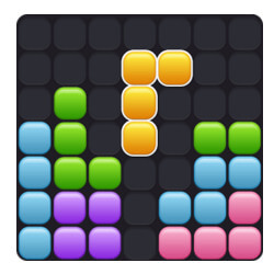 Oh, my brain! Block puzzle » android games 365 free android.