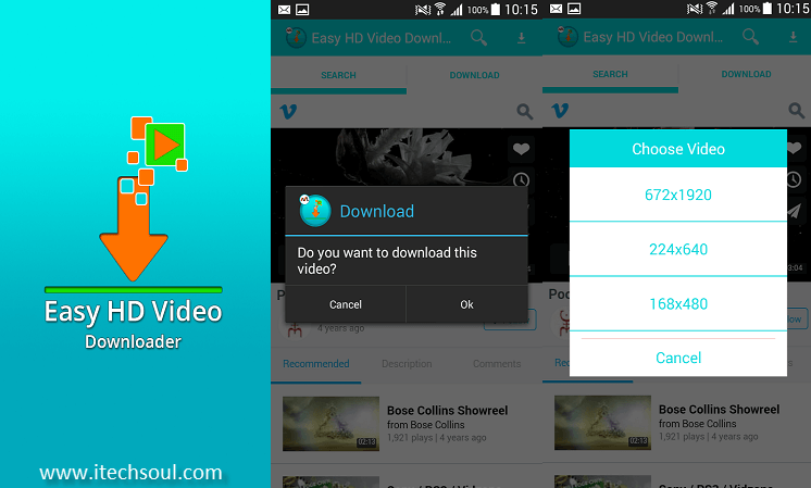 Easy HD Video Downloader
