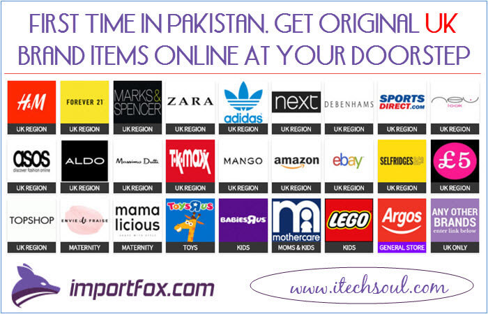 Get Original UK Brand Items Online At Your Doorstep