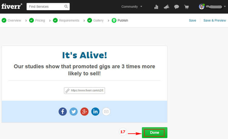 17_Sign Up Fiverr And Earn Big Money