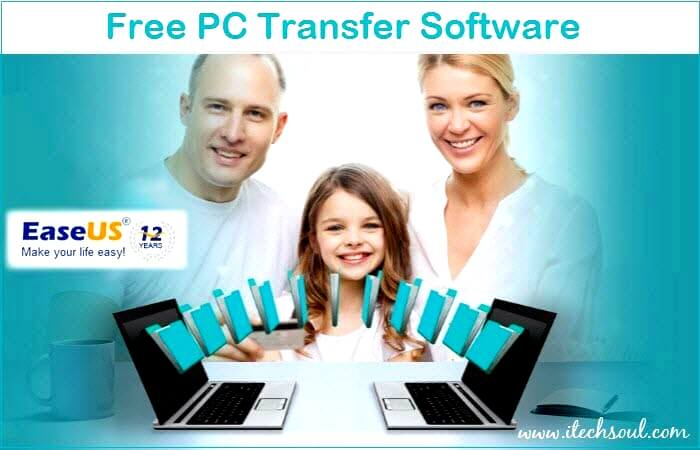 Download Free PC Transfer Software
