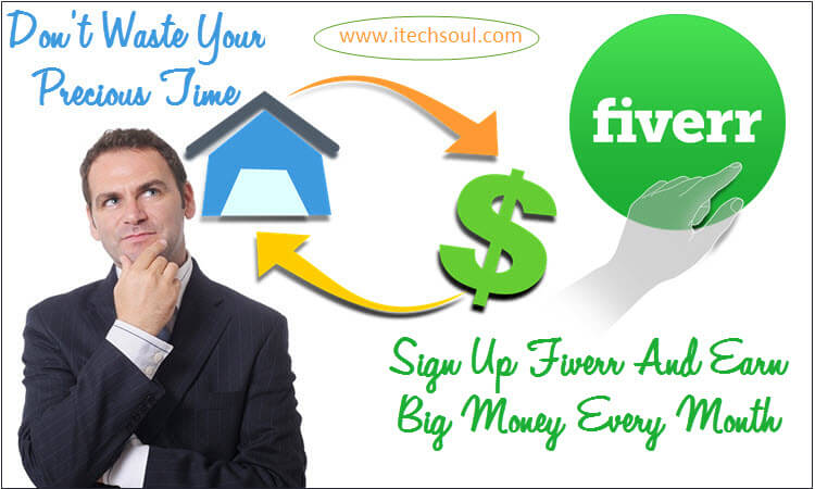 Sign Up Fiverr And Earn Big Money