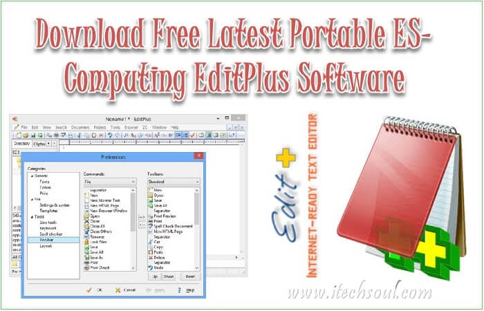 Portable ES-Computing EditPlus 4.1.880