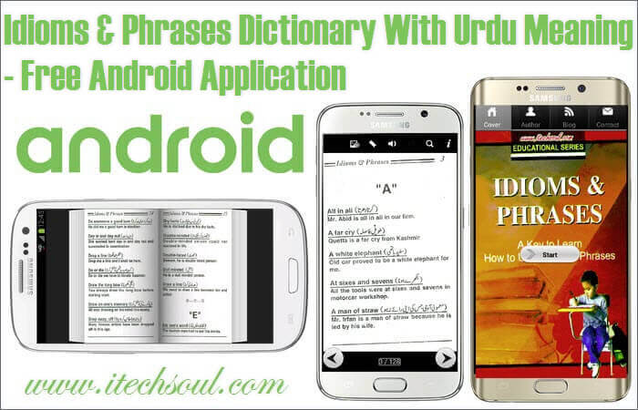 Idioms and Phrases Android