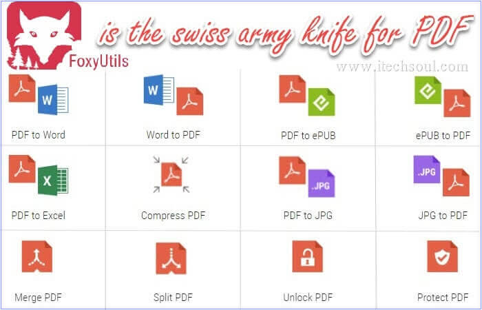 swiss army knife for PDF