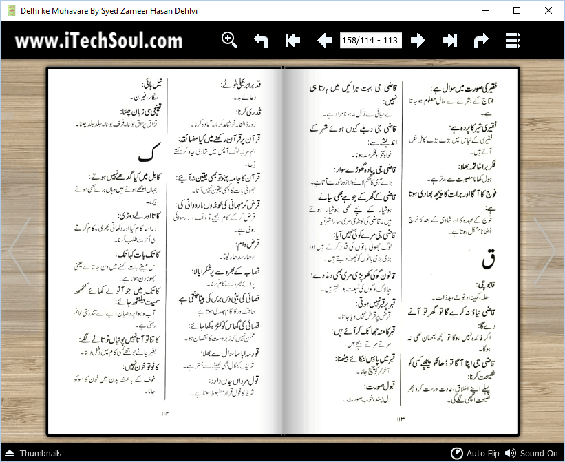Urdu Muhavare With Their Urdu Meanings (6)