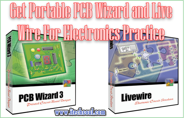 Livewire and PCB Wizard Full Portable