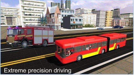PK Metro Bus Driver