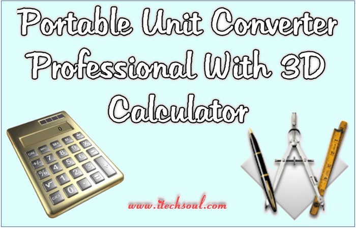 Portable Unit Converter Professional
