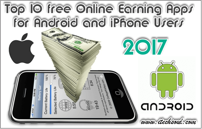Online Earning Apps for Android and iPhone