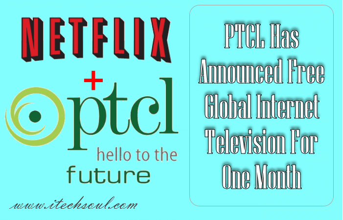 PTCL Global Internet Television