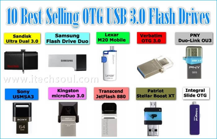 Best Selling OTG USB 3.0