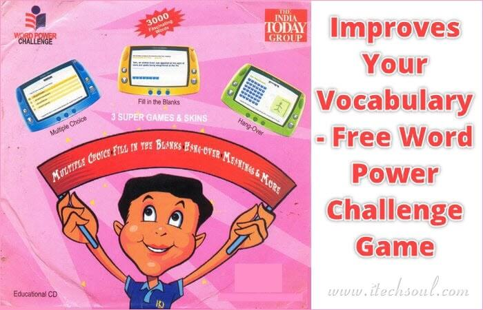 Word Power Challenge version 2
