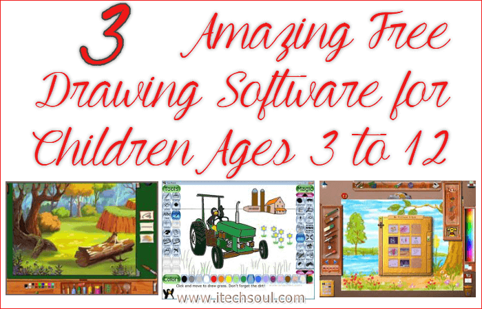 Drawing Software for Children