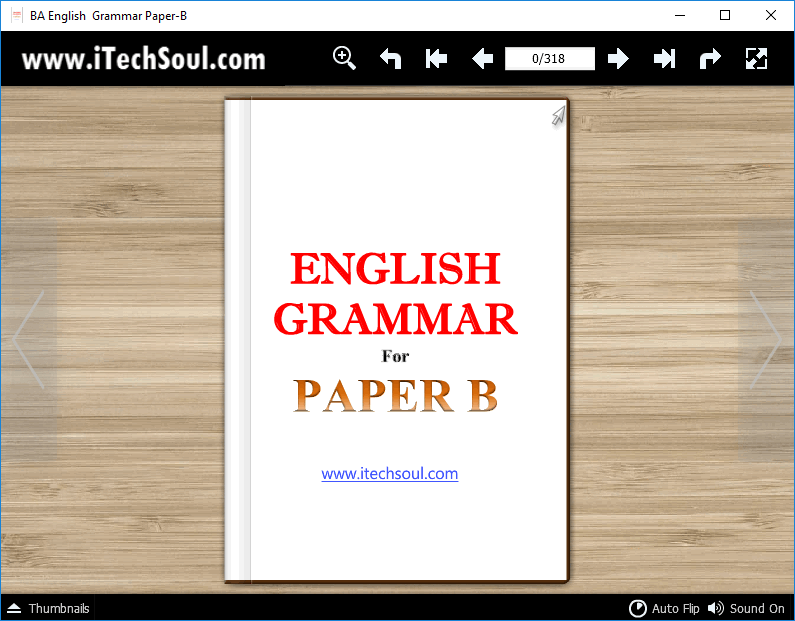 English Grammar for Paper- B (2)