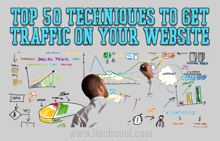 Get Traffic on Your Website