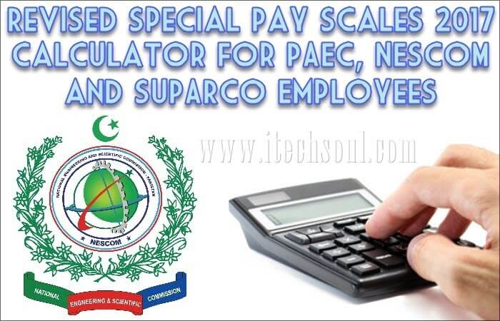 Revised SPS Pay 2017 Calculator