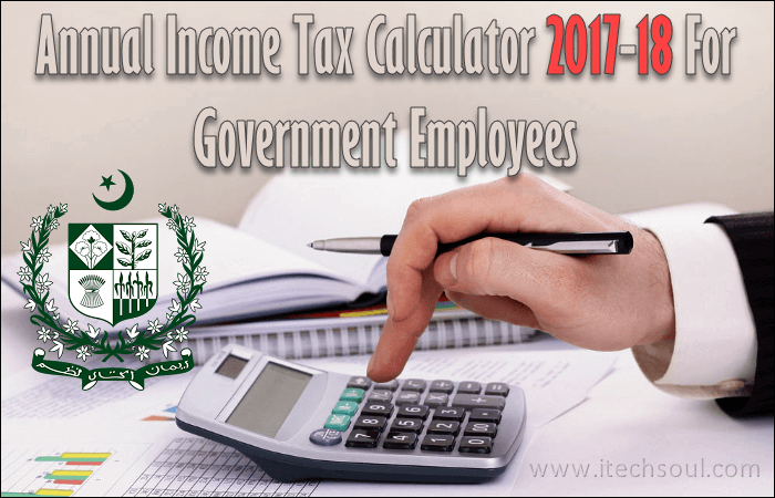 Income Tax Calculator 2017-18
