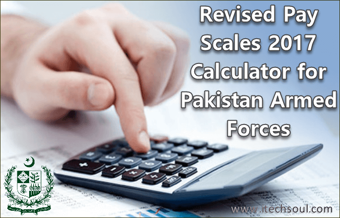 Pakistan Armed Forces Calculator