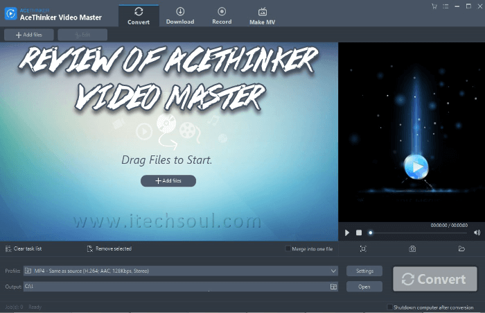 Review of AceThinker Video Master