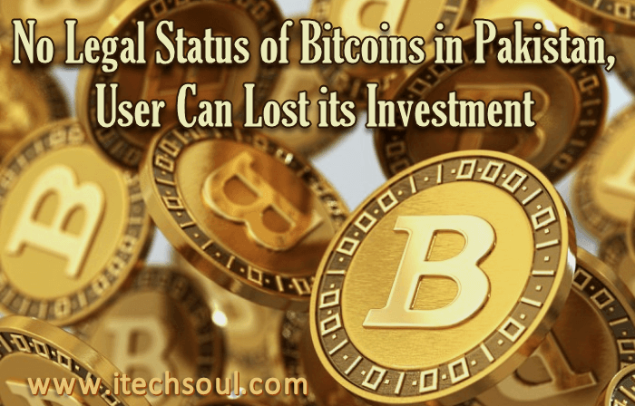 Status of Bitcoins in Pakistan