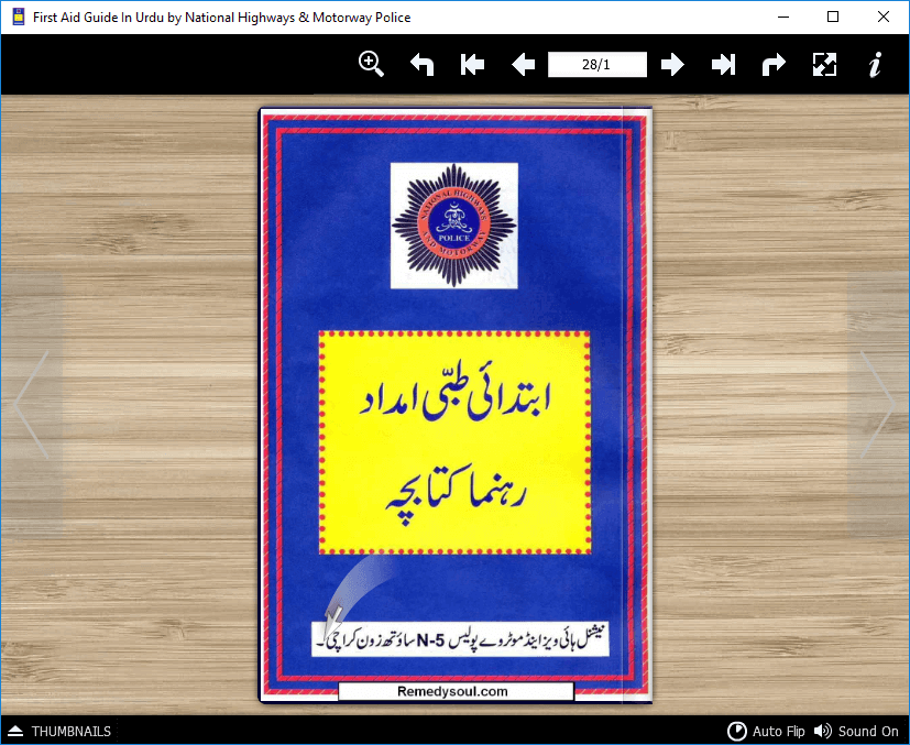 First Aid Guide In Urdu
