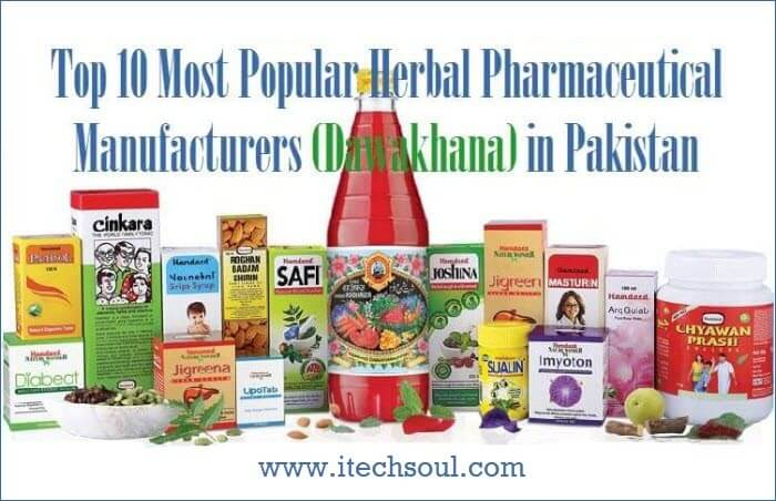Herbal Pharmaceutical Manufacturers