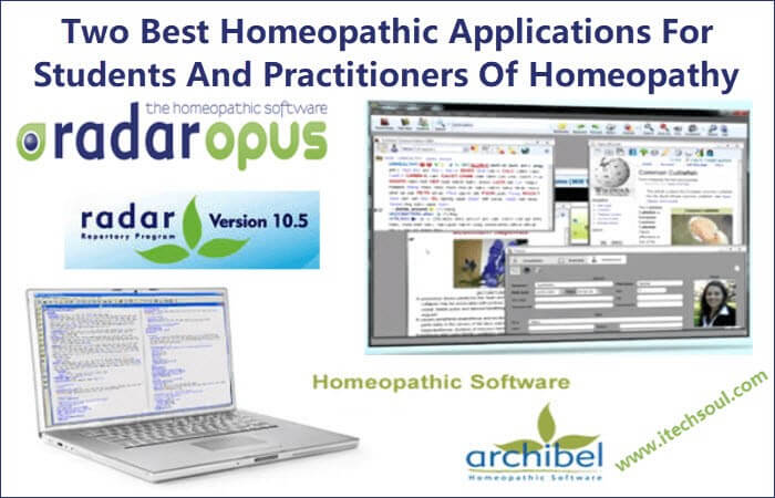 Homoeopathic Software