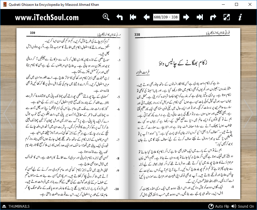 Qudrati Ghizaon ka Encyclopedia (4)