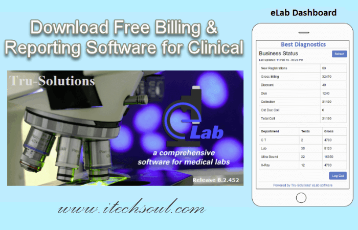 Software for Clinical Labs