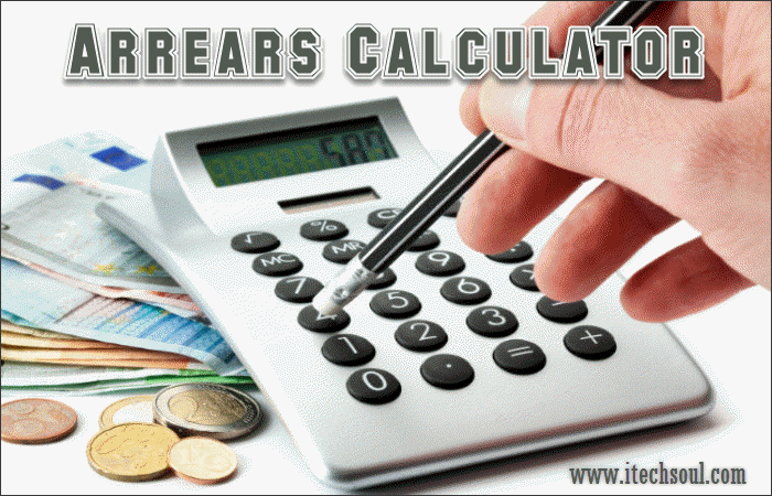 Arrears-Calculator