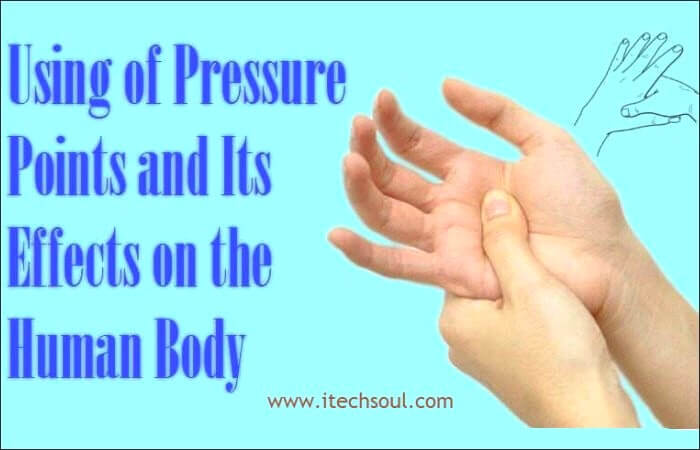 Pressure Points and Its Effects on the Human Body